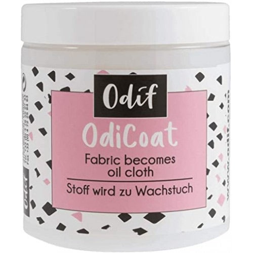 Odif ODICOAT - FABRIC BECOMES OIL CLOTH GEL COATING