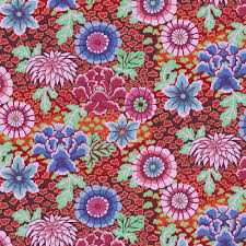 Dream - Red, Kaffe Fassett, PWGP148