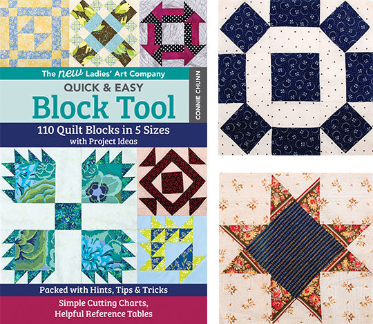 New Quick & Easy Block Tool book