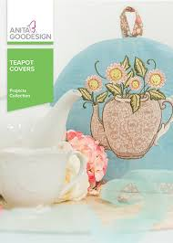 Anita Goodesign Teapot Covers - Project Collection