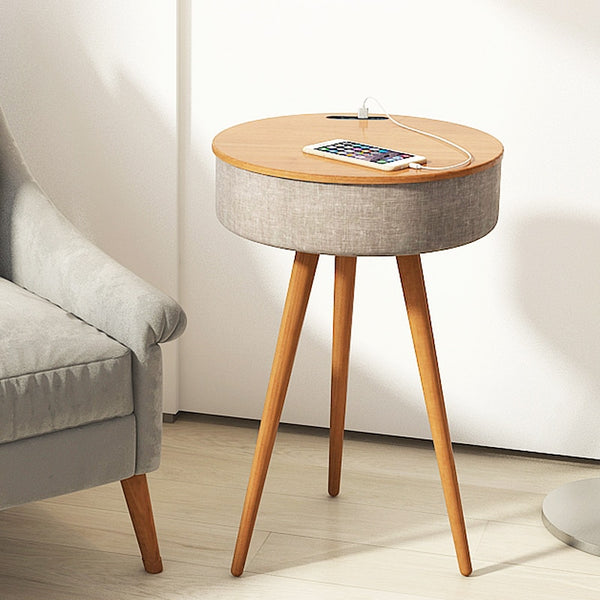 Mikaela Speaker Table - Villa and Oak