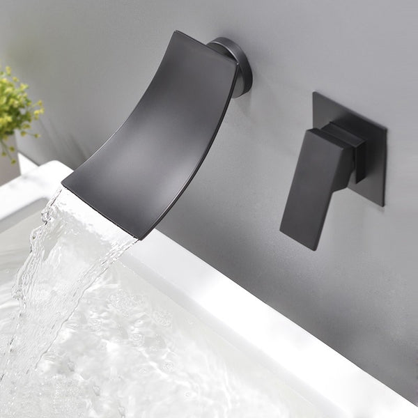 Signature Natural Waterfall Faucet - Villa and Oak
