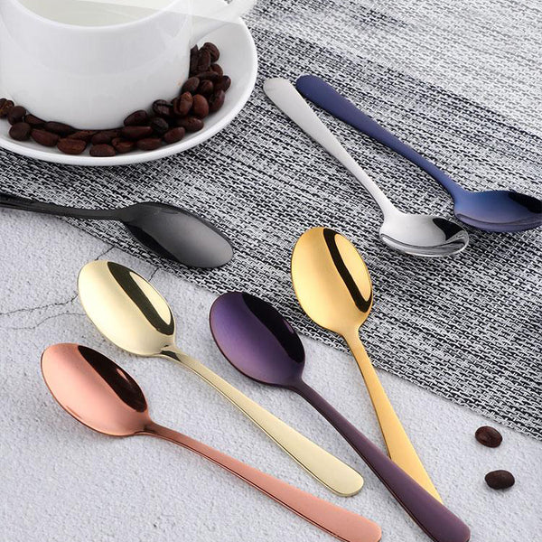 Madrid Dessert Spoon - Villa and Oak