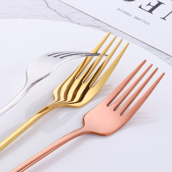 Madrid Dinner Fork Set - Villa and Oak