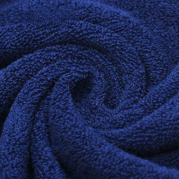 Eiffel Blue Cotton Towel Set - Villa and Oak
