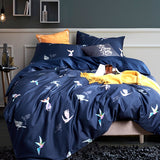 Summer Joy Luxury Duvet Set (Egyptian Cotton) - Villa and Oak