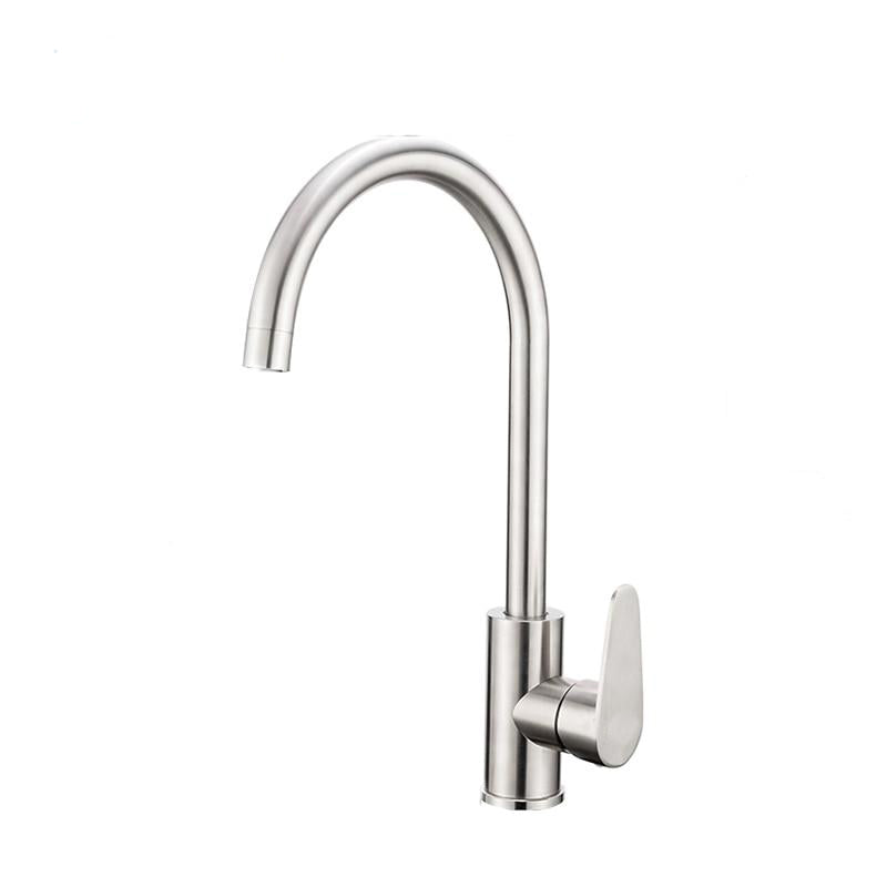 Side Handle Kitchen Faucet - Villa and Oak