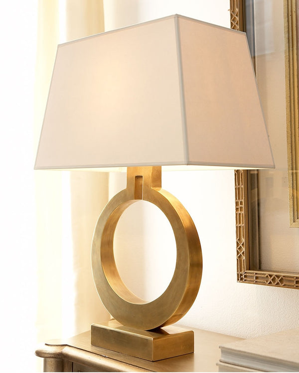 Lilac Table Lamp - Villa and Oak