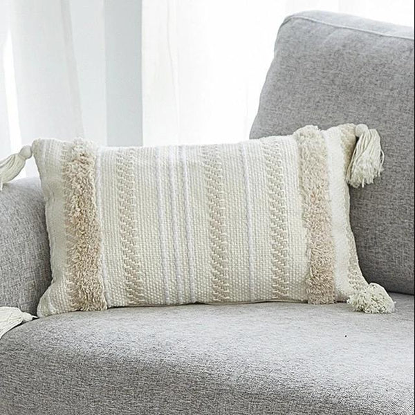 Lilac Cushion Cover - Villa and Oak