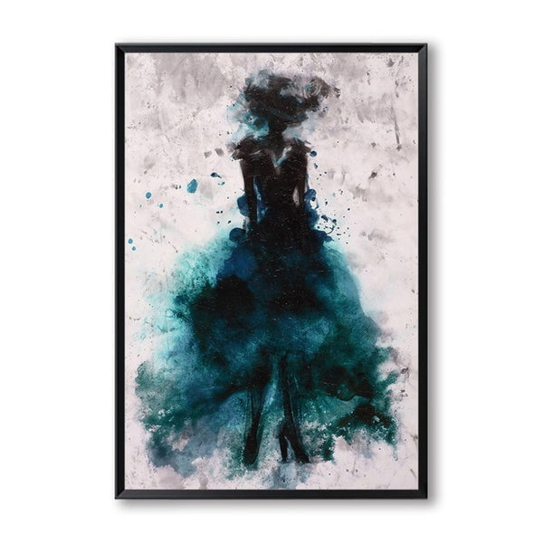 Art of Dance Stretched Canvas - Villa and Oak