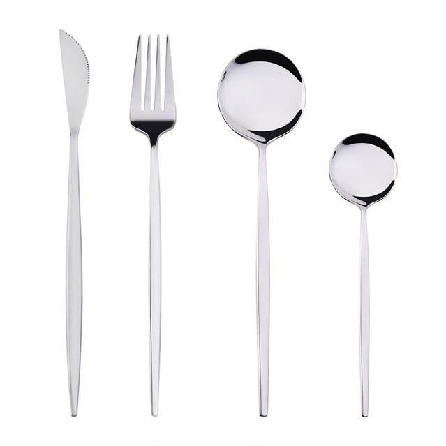 Berlin Cutlery Set 4pcs - Villa and Oak