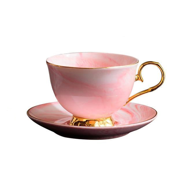 Kensington Collection Teacup - Villa and Oak