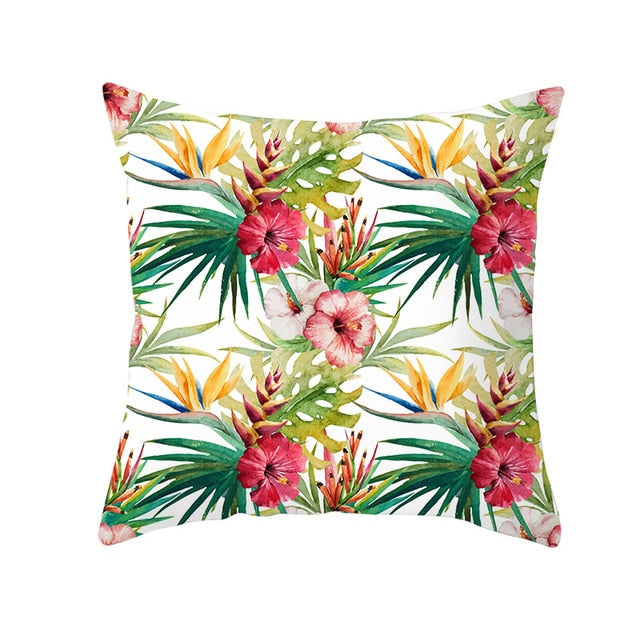Tropical Cushion Cover - Villa and Oak