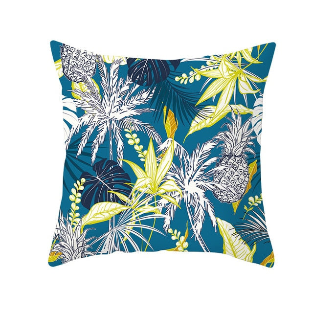 Fern Cushion Cover - Villa and Oak