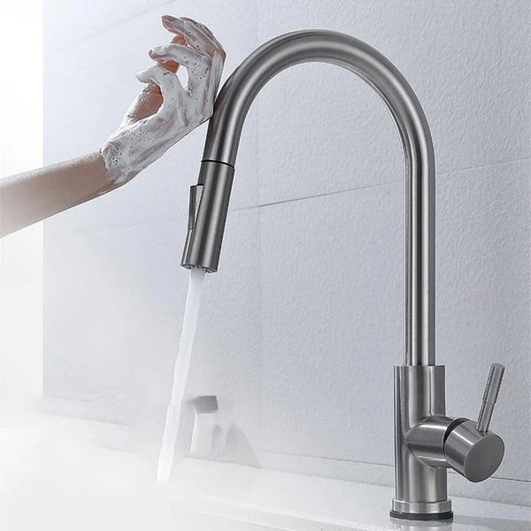 Signature Smart Touch Kitchen Faucet - Villa and Oak
