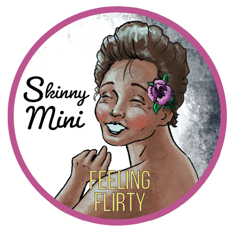Skinny Mini Candle (Feeling Flirty)
