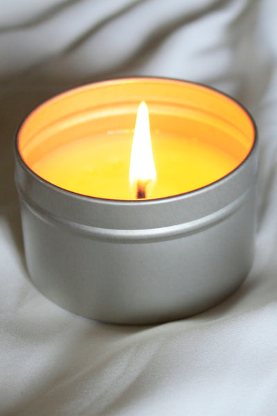 Sensual Edible Candle (Orgasmic Orange)