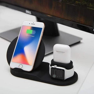 3-in-1 Wireless Charging Station