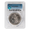 1881 Morgan Silver Dollar San Francisco - PCGS MS64+ Sight White