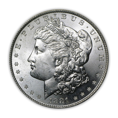 Morgan Silver Dollar - Uncirculated