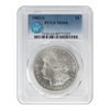 1882 Morgan Silver Dollar San Francisco - PCGS MS64 Sight White