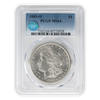 1885 Morgan Silver Dollar New Orleans - PCGS MS64 Sight White