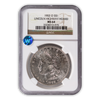 1902 Morgan Silver Dollar New Orleans - NGC MS64 Sight White Lincoln Highway