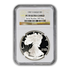 1987 Silver Eagle - Proof - NGC PF70 - CoinsTV