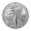 2011 Silver Eagle - West Point Burnished - Original Government Packaging (OGP)