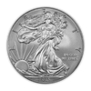 2013 Silver Eagle - West Point Burnished - Original Government Packaging (OGP)