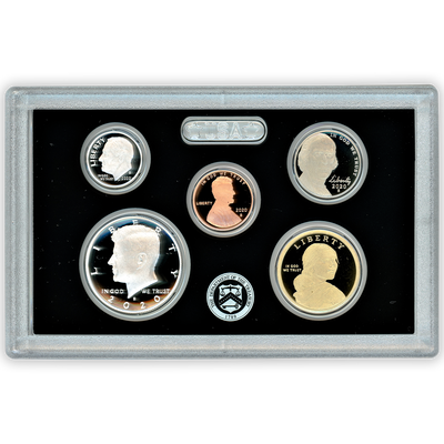 2020 Silver Proof Set - 10 Coins