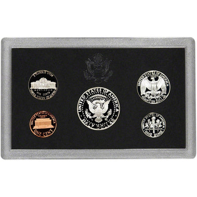 1993 Silver Proof Set - 5 Coins