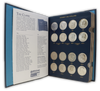1964 - 2019 Kennedy Half Dollar Set - Uncirculated in Album (104 Coins)