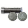 Vintage Liberty Nickel - Circulated Roll of 40