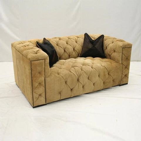 Intima Chesterfield Loveseat - FurnLane - Bespoke Luxury