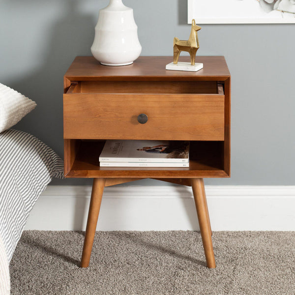 Nature Nightstand - Solid Plywood