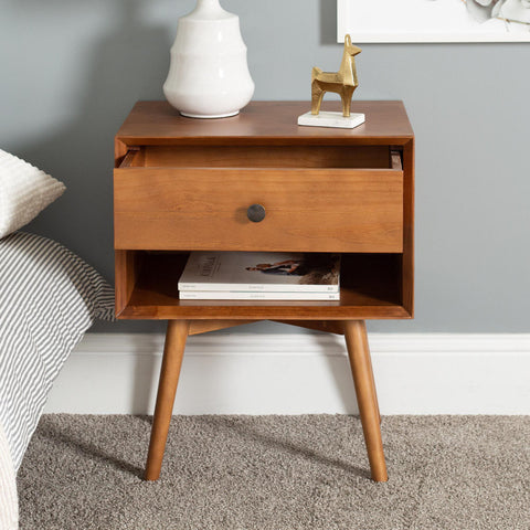 Nature Nightstand - Solid Plywood - FurnLane - Bespoke Luxury