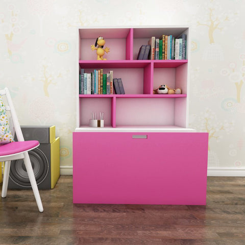 Cherry Bookshelf - Solid Plywood