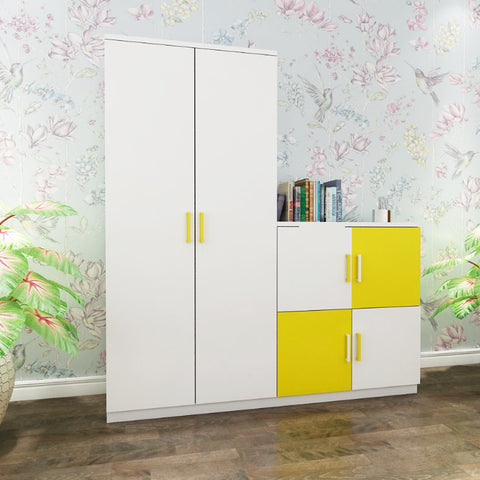 Silan  Kids Storage - Solid Plywood