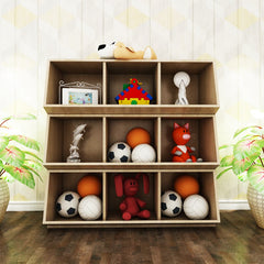 Tinto Toys Rack - Solid Plywood