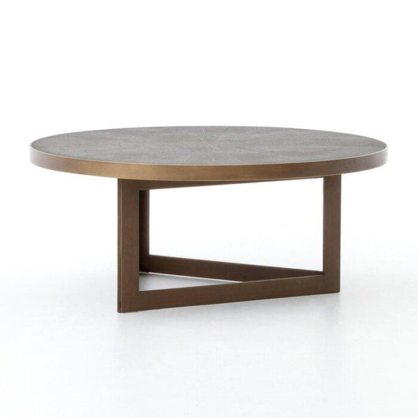 Mobilo Large Coffee Table - Solid Plywood