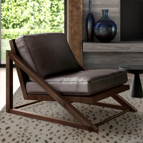 Dresso Lounge Chair - FurnLane - Bespoke Luxury