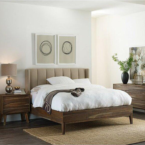 Heedo Platform Bed - FurnLane - Bespoke Luxury