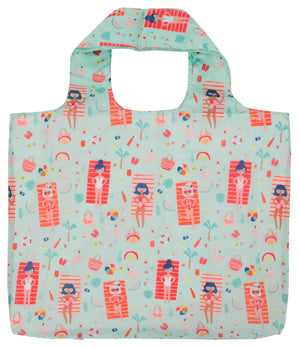 Beach Babes Eco-Friendly Tote Bags