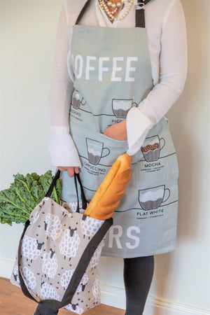 Coffee Lovers Apron - Quirky Homeware