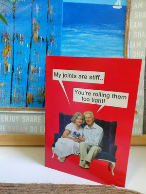 Rolling Stiff Joints - Gifts for grandma