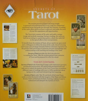 Secrets of Tarot Set - Tarot Cards Reading