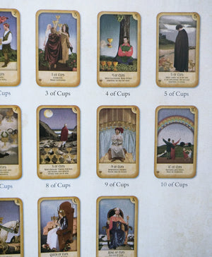 Secrets of Tarot Set - Spiritual Gifts