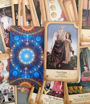 Secrets of Tarot Set - love tarot readings