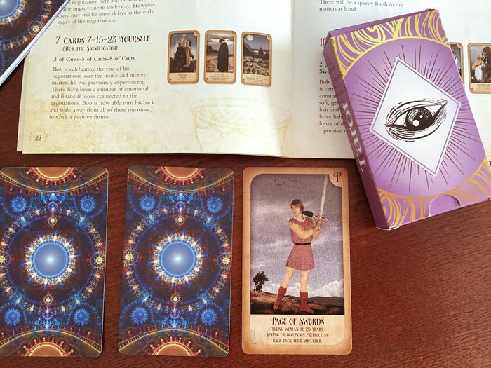 Tarot Cards Set